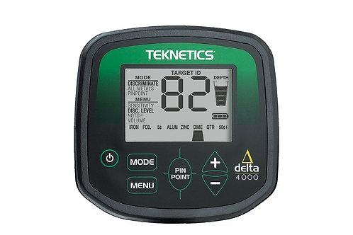 """Металлоискатель Teknetics Delta 4000 (с катушкой 11"""")"""