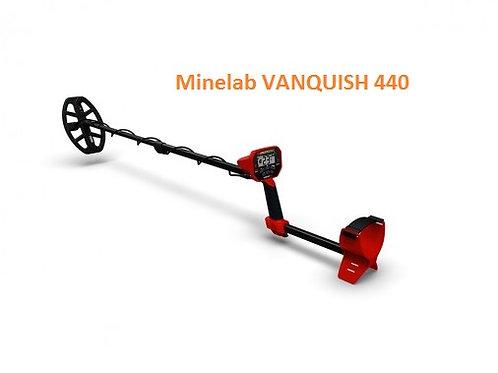 Металлоискатель VANQUISH 440