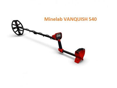 Металлоискатель VANQUISH 540