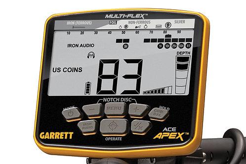Металлоискатель Garrett ACE Apex (стандарт)