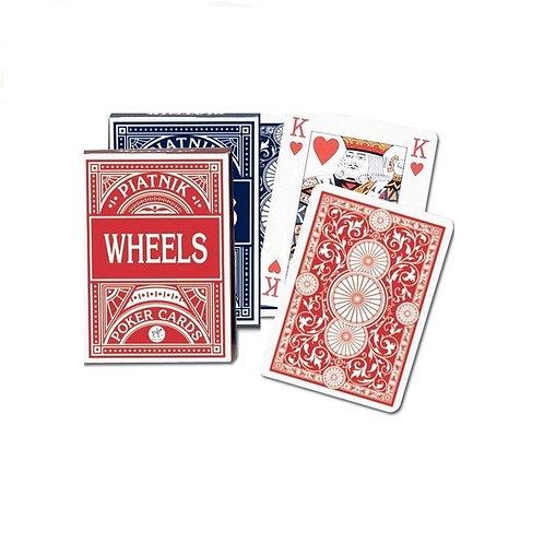 """Карты игральные 55 листов """"Круги Покер"""""""