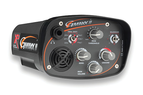 Металлоискатель XP G-Maxx II #GMAXXII