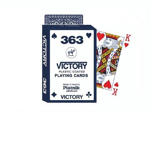"""Карты игральные 54 листа """"Виктори 363"""""""