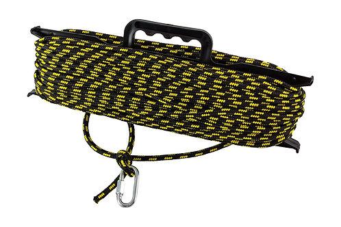Шнур полипропиленовый плетеный 6-8 мм*30 м
