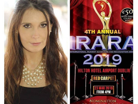 International Runway Achievers & Recognition Awards