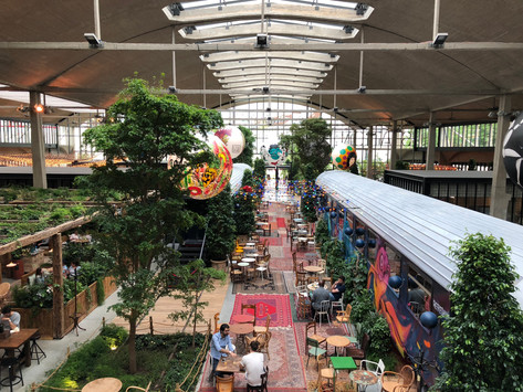Event: A Tour of Station F, the World's Biggest Startup Campus