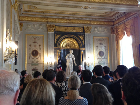 Event: The Annual Reception With The U.S. Ambassador