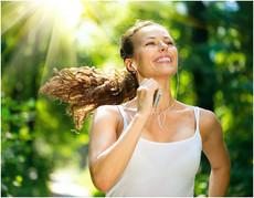 Exercise - The natural anti depressant