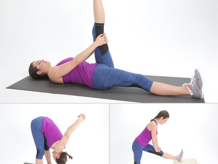 5 Stretches You Should Be Doing