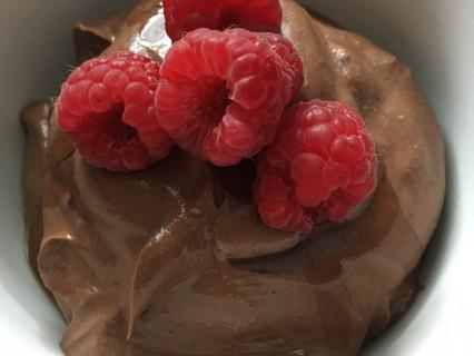 My Tofu Chocolate Mousse
