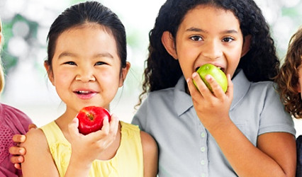 How To Keep Your Kids Healthy & Well