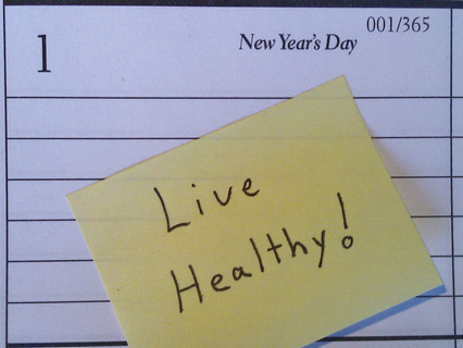 20 Tips To Stick To Your New Year Health Resolution