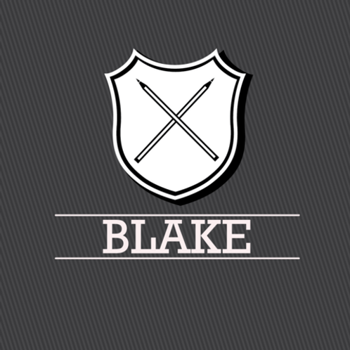 BLAKE - BLACK BLEND - ROASTED WHOLE BEANS - 250g
