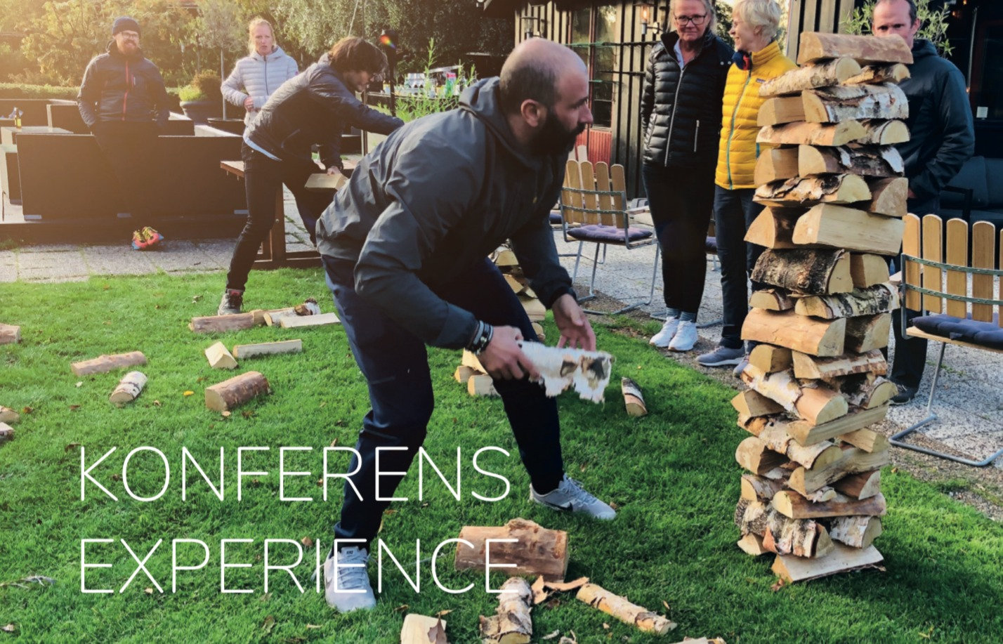 KONFERENS EXPERIENCE