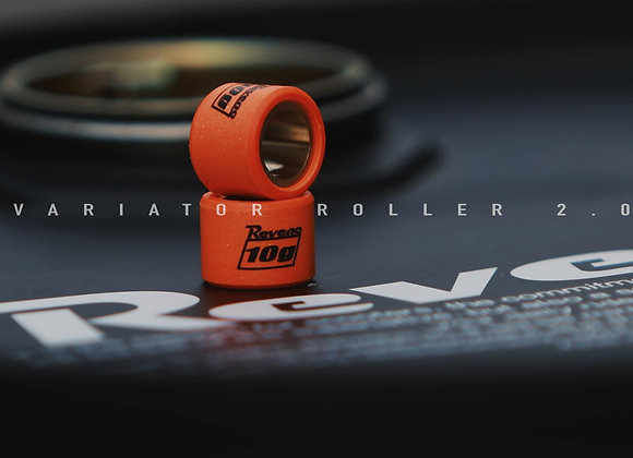 Pulley Roller Set 18/14mm (KYMCO/SYM/PGO GY6 scooter series)