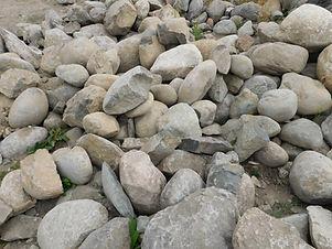 Oversized River Rock