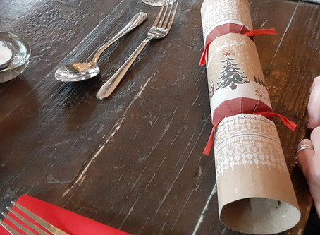 Lunch - świąteczny moment w pracy