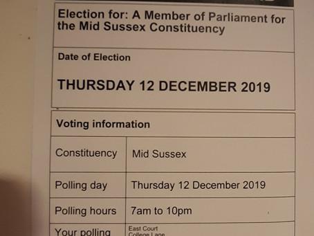 Czas na głosowanie
