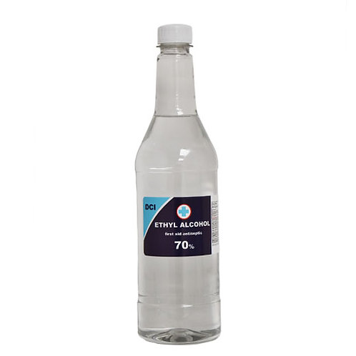 70% Ethyl Alcohol - 750mL