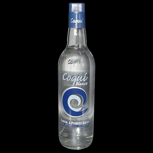 Ron Coquí™ Blanco - Bottle 750ml