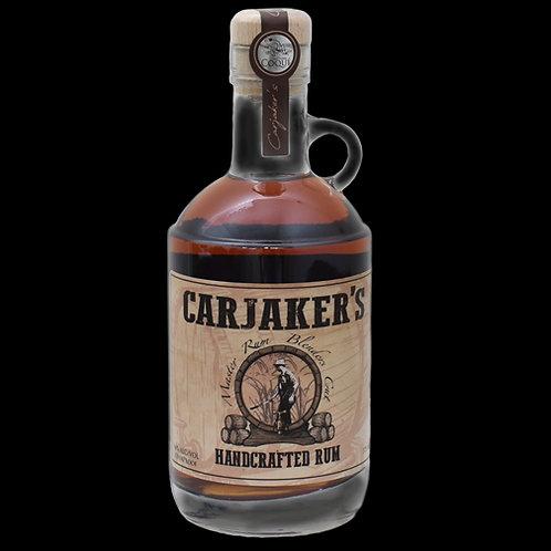 Carjaker's Handcrafted Rum - 375ml