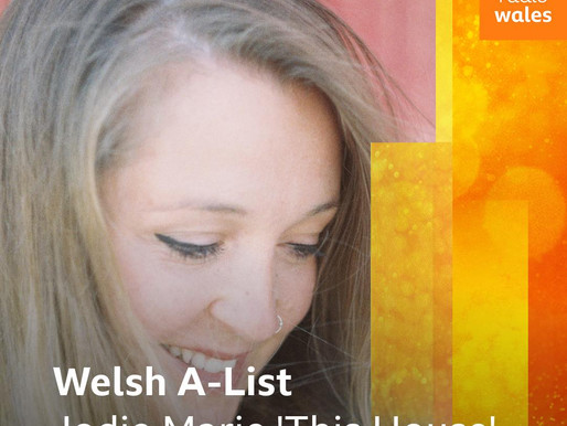 'This House' added to BBC Radio Wales A Playlist!!