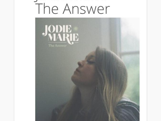 'The Answer' album review - Kevin McGrath, NewSoundWales!