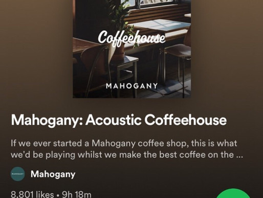 Jodie Marie added to Mahogany: Acoustic Coffeehouse Playlist