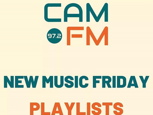 Carageen - Jodie Marie on CamFM97.2 B Playlist!