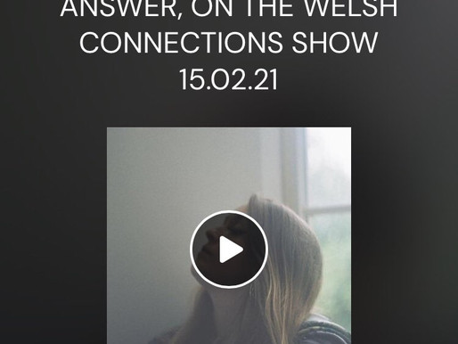 Jodie Marie Track by Track on Welsh Connections show!