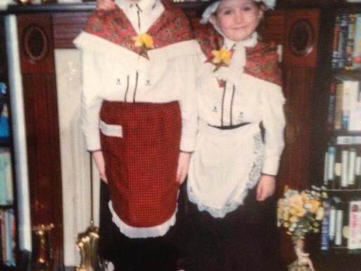 Dydd Gwyl Dewi Hapus // Happy St Davids Day!