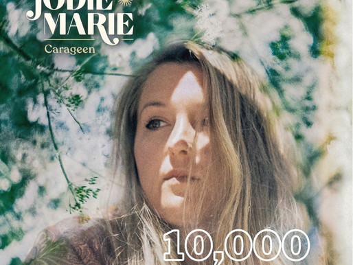 Carageen reaches 10,000 streams!