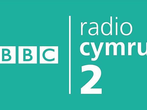 Caryl Parry Jones plays Carageen on BBC Radio Cymru 2!!