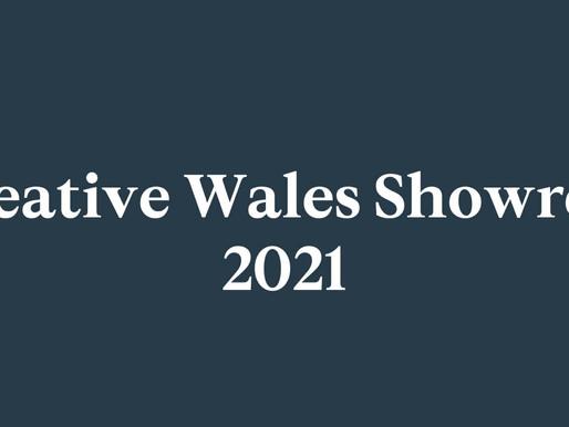 Jodie Marie featured in Creative Wales 2021 Showreel!
