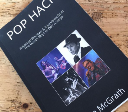 Jodie Marie Review in Kevin McGrath's new book: 'Pop Hack'