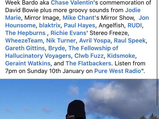 BBSkone plays Jodie Marie on Pure West Radio!