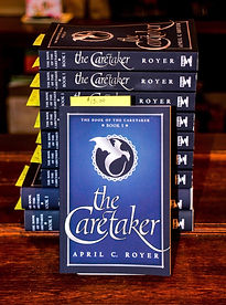 young adult fantasy novel The Caretaker