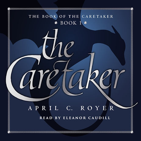 TheCaretaker April C Royer Cover AudioBo