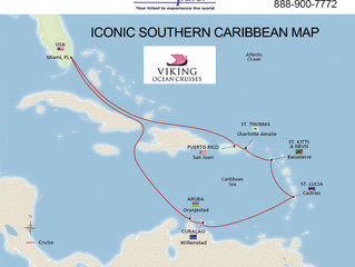 ICONIC SOUTHERN CARIBBEAN  -Viking Ocean Cruises