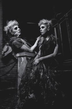 Ghost dress 2013