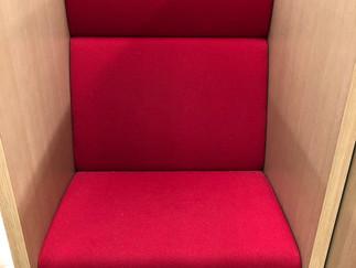 本を読む椅子あれこれ