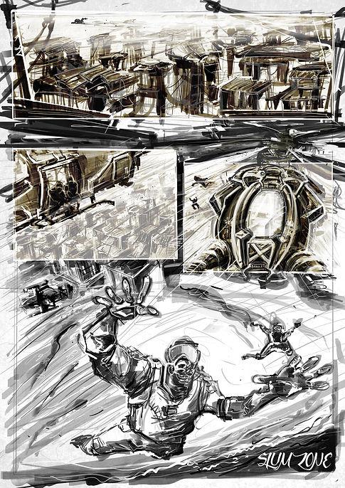 Slum Zone storyboard_1