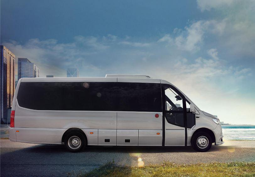 LCB Autocars - Location de Minibus VIP sur Bordeaux