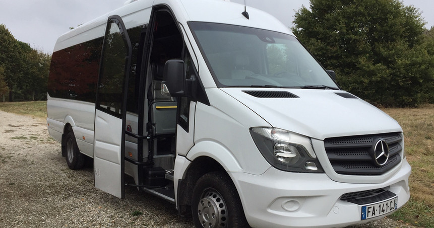 Location minibus 20 places Sprinter