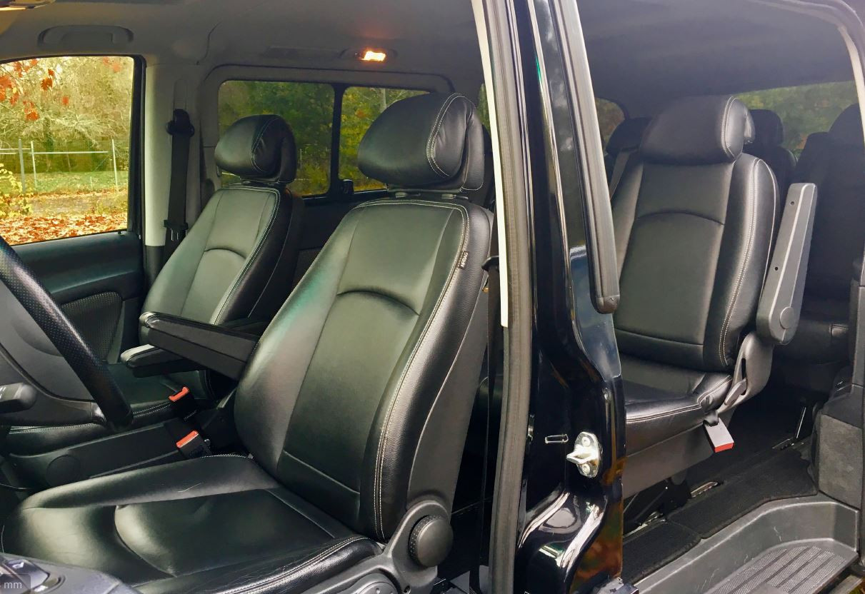 Location Minibus VIP Bordeaux