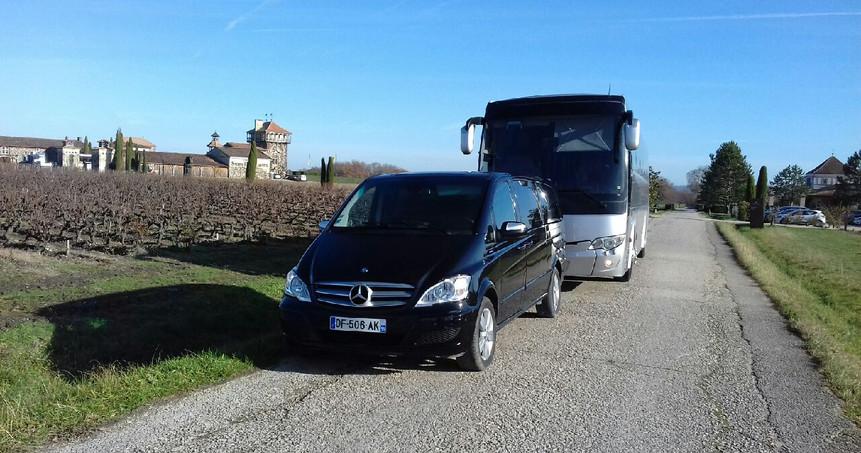 LCB navettes Bordeaux et St Emilion