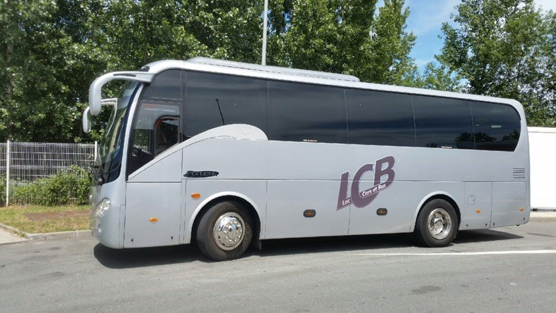 Loc Cars et Bus Location Bus Bordeaux