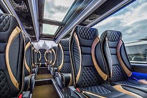 LCB Autocars Bordeaux Location Minibus Vip avec Chauffeur
