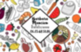 carte diététicienne originale