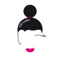 Logo pour maquilleuse